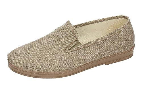MADE IN SPAIN 350 Zapatillas DE Lona Hombre Zapatillas: Amazon.es: Zapatos y complementos