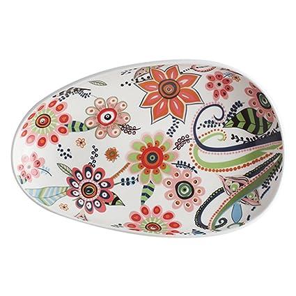 Platos llanos Platos y fuentes Vajilla Cubertería Platos Utensilios de cerámica Platos del hogar, platos