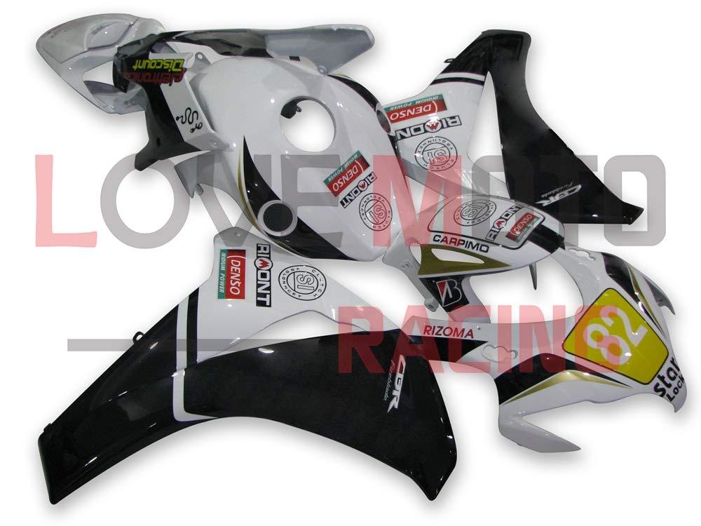 Carbon Fiber Racing Mirror For 2004 2005 2006 2007 Honda Cbr 1000Rr// 2003-2012 H
