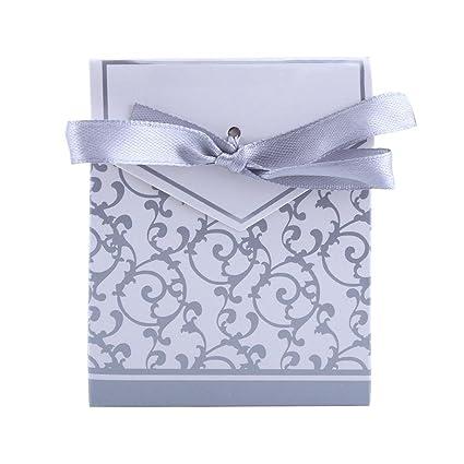 Bolsa de dulces de boda, 2 colores 10PCS Elegante regalo de ...