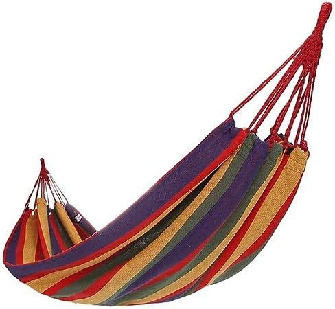 Amazon Com Outdoor Hammock Double Hammock Chair Portable
