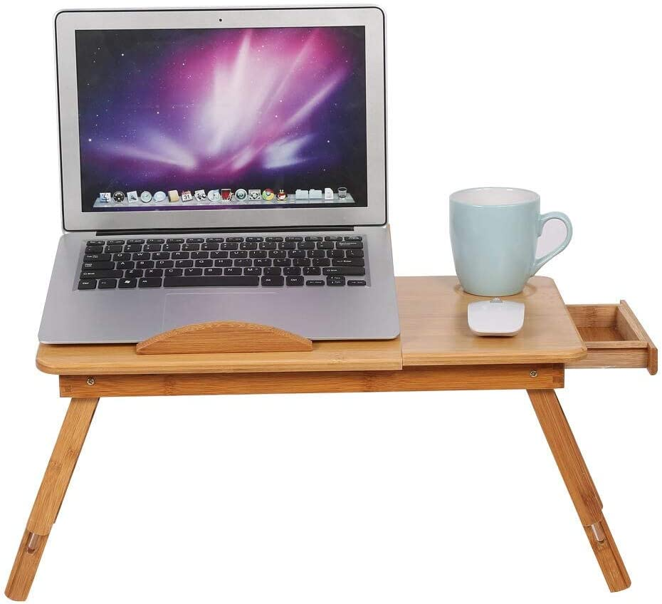 laptop desks mobile laptop desk notebook computer ipad pc stand table tray bamboo couch laptop storage adults wheels kids bedrooms small spaces desks your Bacokii
