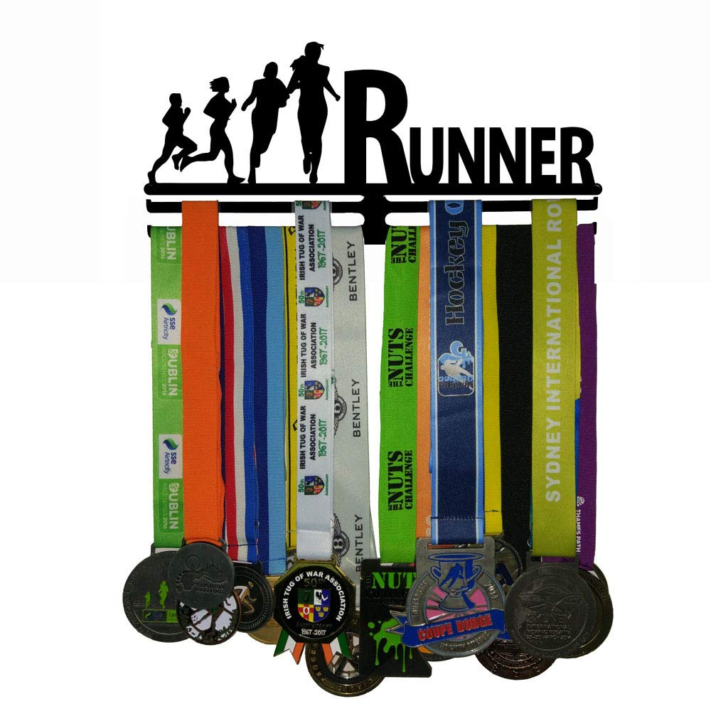 J&X Medalla de Deportes Medalla de Medalla para má s de 30 medallas, Medalla de exhibició n + Medalla de Carrera en suspensió n + Medalla de exhibició n Medallas Marató n, Carrera, Medallas Deportivas xj