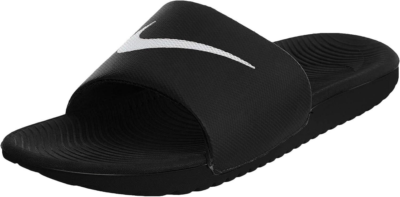 Clasificación Vinagre simpático  Amazon.com | Nike Men's Kawa Slide Athletic Sandal | Athletic