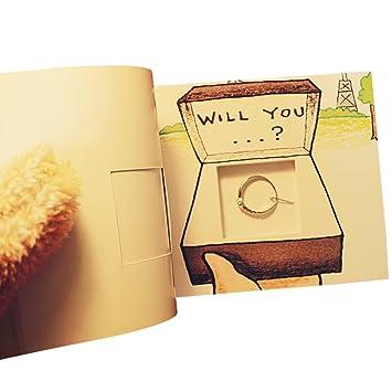 Amazon Com Olizee Creative Funny Flip Book Kit For Propose