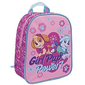 e2796ddcf20 Paw Patrol Helfer auf vier Pfoten - Rucksack für den Kindergarten - Girl  Pup Power -