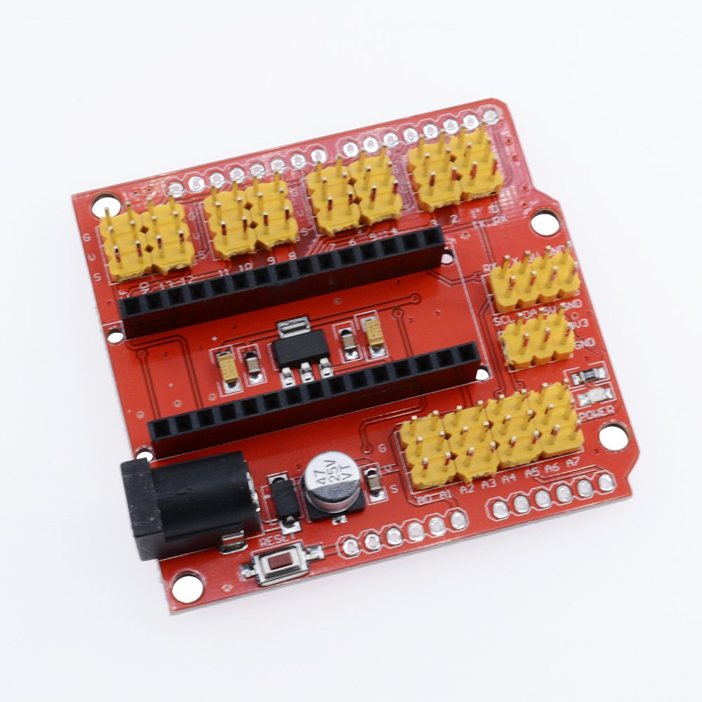 diymore Nano Expansion Prototype I/O Shield Extension Board for Arduino Nano V3.0 by diymore (Image #6)