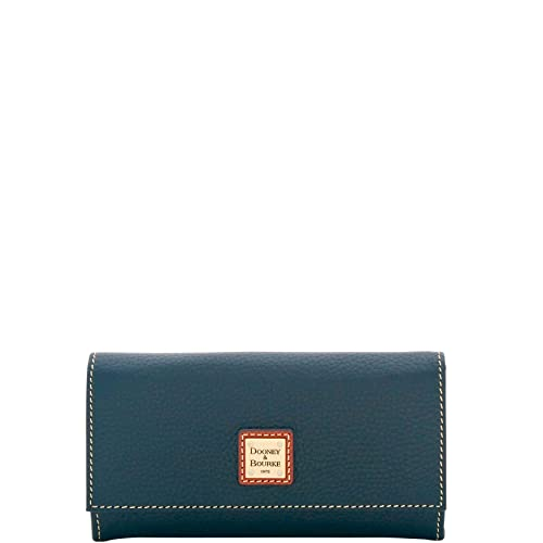 Amazon.com: Dooney & Bourke Pebble Grain Monedero ...