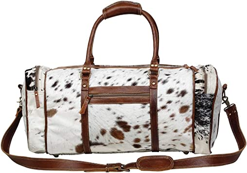 Amazon Com Myra Bag Amore Cowhide Leather Duffle Travel Bag S 1122 See our 2020 brand rating for myra bag and analysis of 262 myra bag reviews for 23 products in messenger bags and handbags & wallets. myra bag amore cowhide leather duffle travel bag s 1122