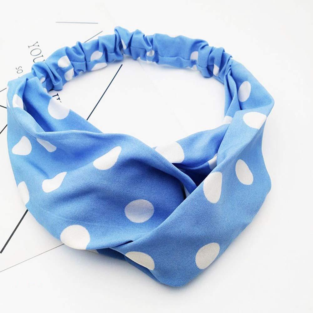 dise/ño de Punto de Ola Azul KAEHA SUN-075-02 1pc Diademas para Mujer y ni/ña