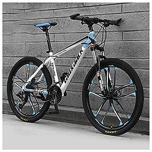 617aKDZbniL. SS300 26 Pollici 21 velocità, ABicicletta, Bicicletta Mountain Bike, dulto Bicicletta MTB, Biciclette, Doppio Freno A Disco…