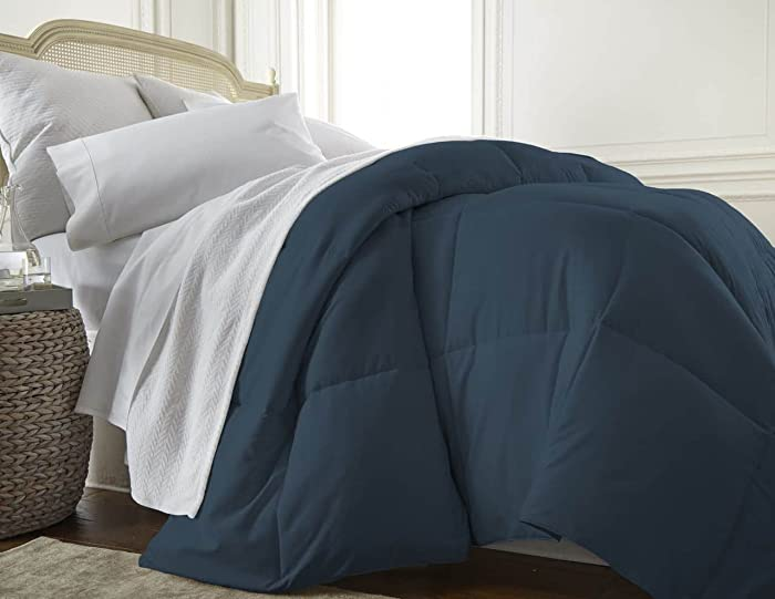 Simply Soft Comforter, King/California King, Navy