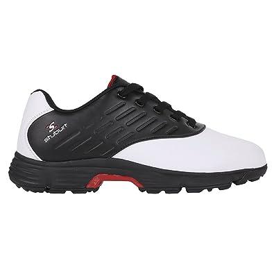 b6744d6e5681fa Stuburt Men's Sport-tech Response Golf Shoe: Amazon.co.uk: Shoes & Bags