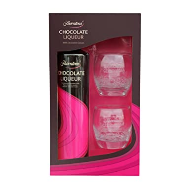 Thorntons Chocolate Liqueur Gift Set