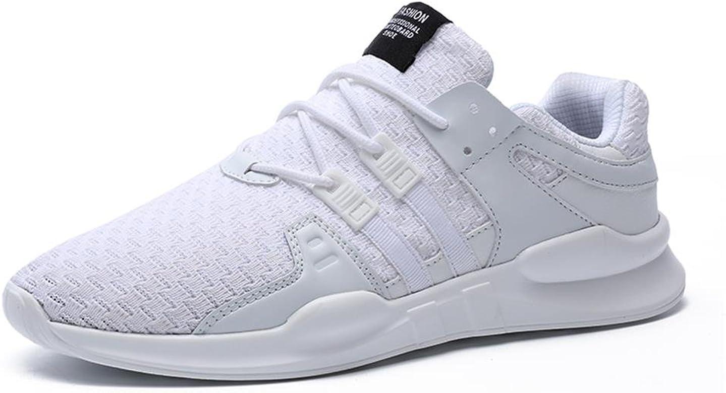 TUOKING Zapatillas de Deporte para Hombres Zapatos Deportivos ...