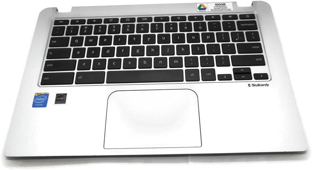 Toshiba Chromebook CB35-B Series 13.3 Palmrest Touchpad Keyboard A000380170