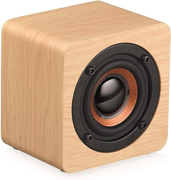 Mini Altavoz Audio portátil de Bluetooth del Mini subwoofer Audio ...