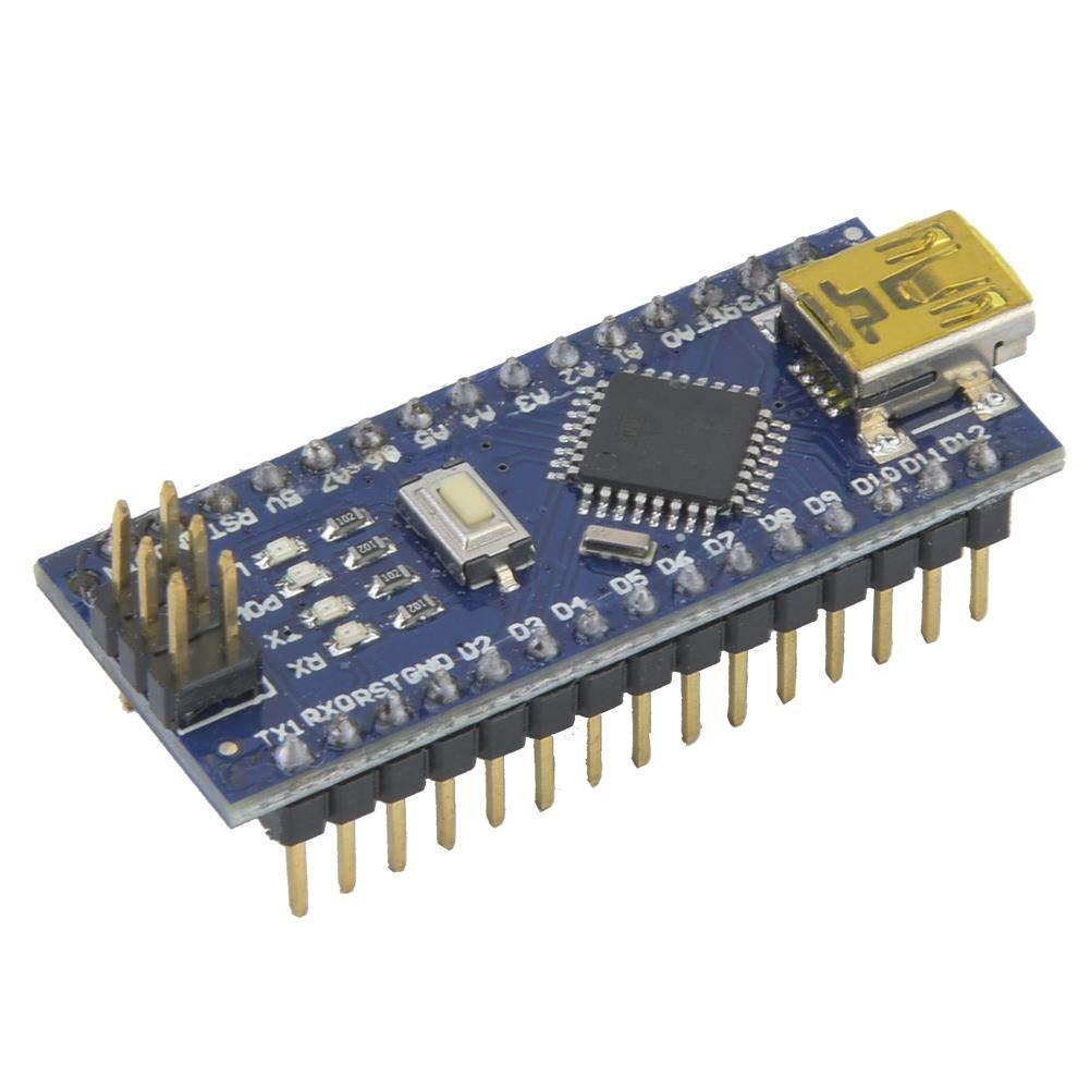 Micro-Controller Board with Boot Loader,Digital Input//Output Improved Nano Board 5V 12V DC with USB Cable 3Pcs ATMEGA328P Nano Board