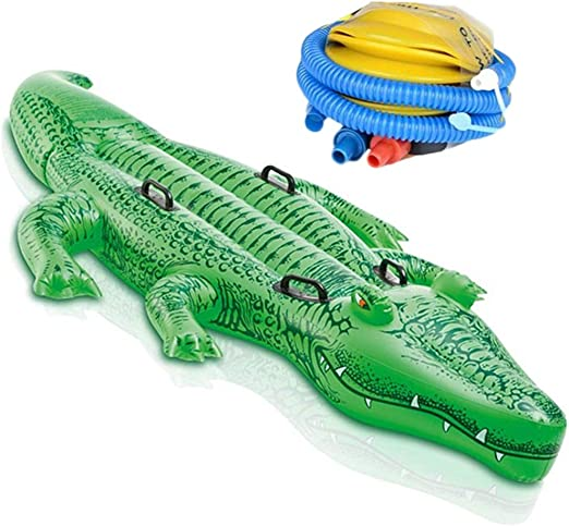 Colchonetas y juguetes hinchables Cama Inflable Reclinable ...
