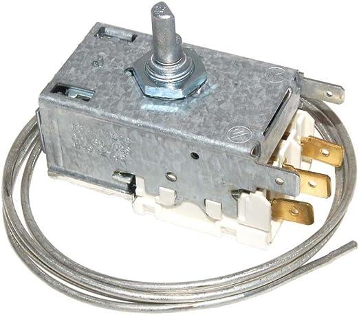 Termostato para Electrolux para nevera y congelador equivalente a ...