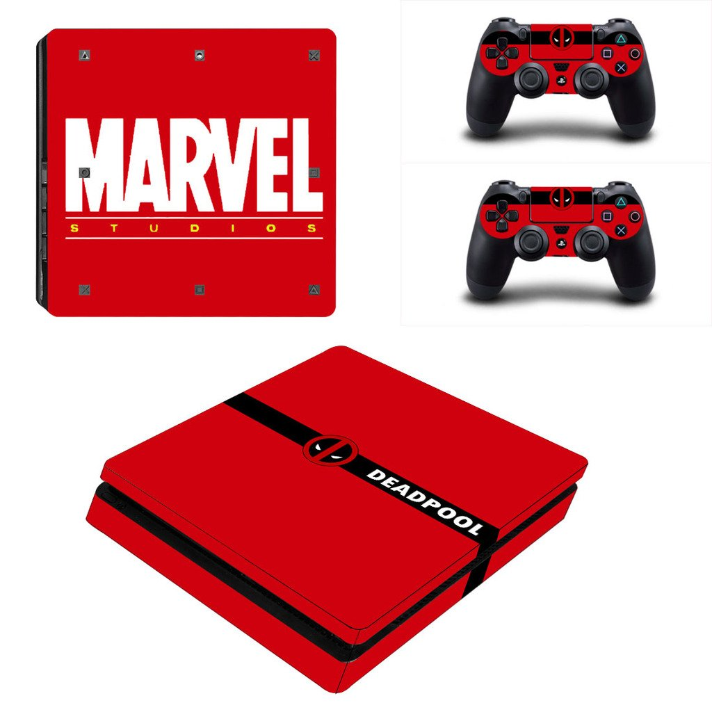 Video Game Accessories Faceplates, Decals & Stickers Trustful Gran Turismo Sticker Console Decal Playstation 4 Controller Vinyl 1 Ps4 Skin