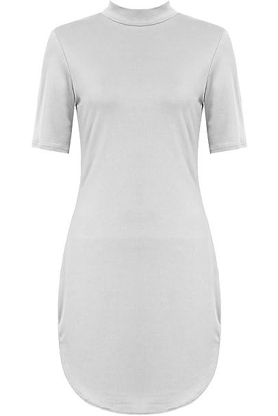 The Celebrity Fashion - Vestido - para Mujer White - Inspired by Kylie Jenner Dress