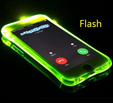 samsung s8 light up case