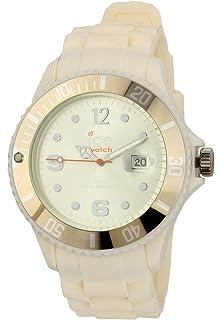Ice-Watch Chocolate - White Big Mens watch #CT.WC.