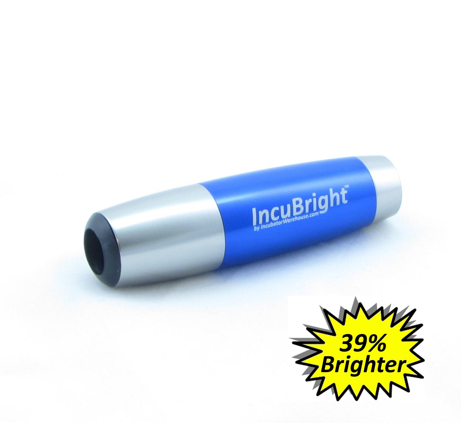 Incu-Bright Ultra Bright LED Egg Candler - Incubator Warehouse Exclusive