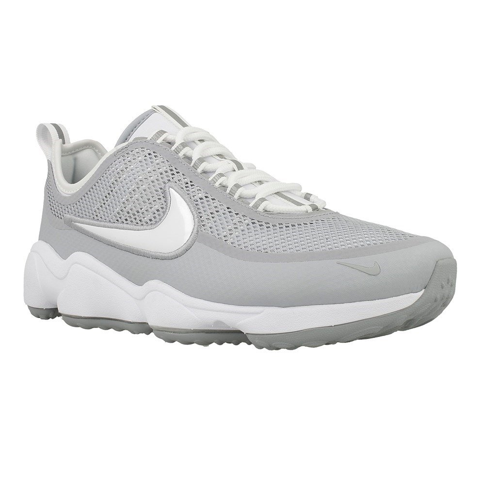 Nike Zoom Spiridon Ultra Men's Shoes SPRDN WhiteWolf Grey 876267 100 (11 D(M) US)