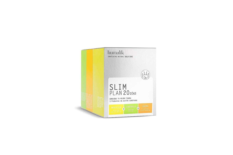Humalik Slim Plan 20 sobres + 120 comprimidos