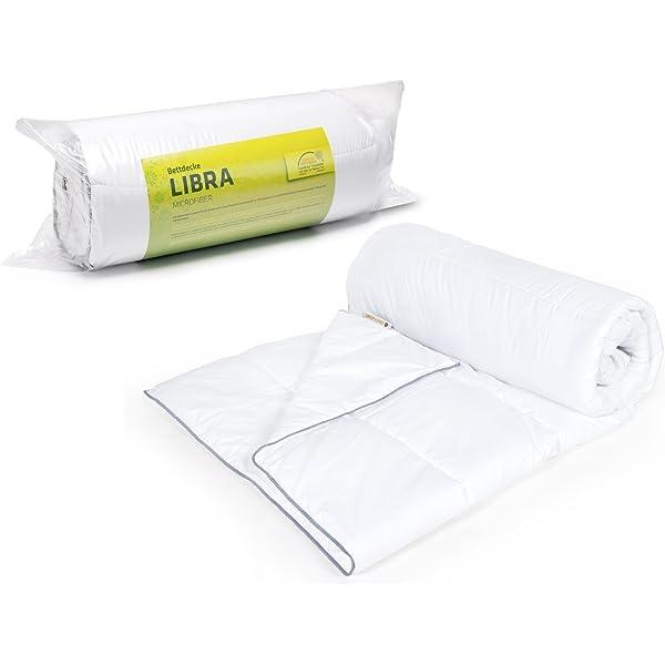 HOMESCAPES Homescaes Edred/ón n/órdico SuperConfort en Fibra Hueca siliconada para Cama de 135 con una Densidad de 550gm/²