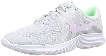 522557e59b Nike Revolution 4 (GS), Chaussures de Running garçon, Multicolore (Pure Pink