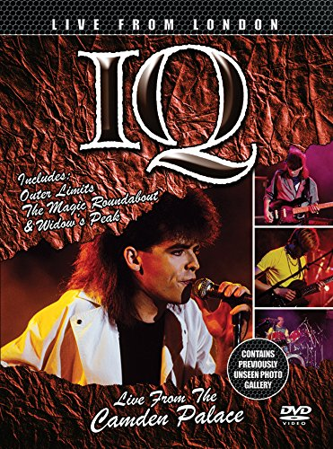 DVD : IQ - Live From London (DVD)