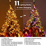 BrizLabs Christmas String Lights, 262ft 800 LED