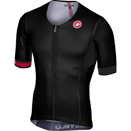 Amazon.com   Castelli Men s Free Speed Race Tri Jersey   Sports ... a3a239d0a