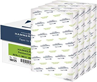 product image for Hammermill Printer Paper, Premium Color 28 lb Copy Paper, 12 x 18 - 4 Ream (2,000 Sheets) - 100 Bright, Made in the USA