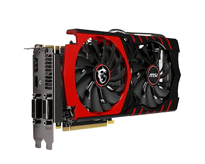 NVIDIA GTX 970 Gaming 4G Graphics Card