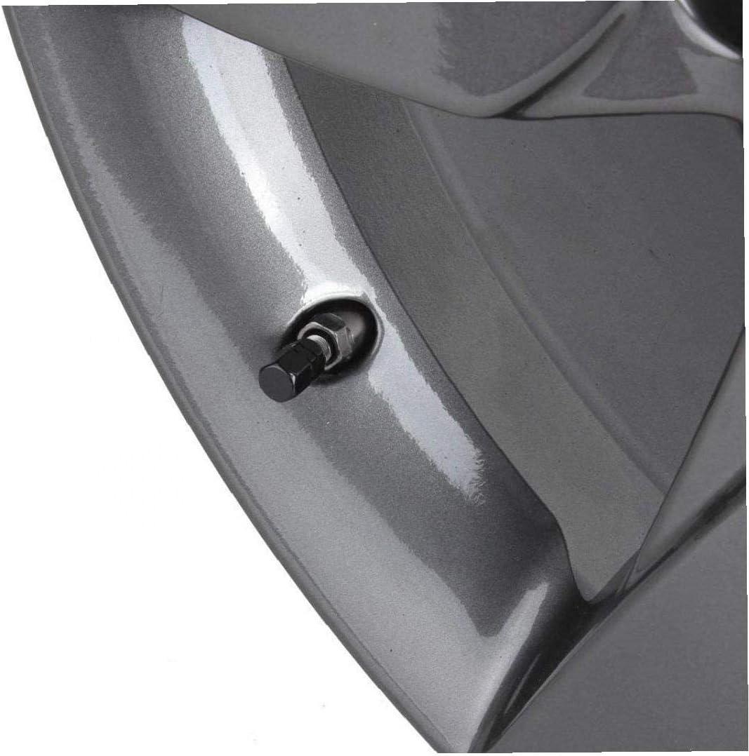 Car Valve en Alliage daluminium de pneus Caps Stem Bouchons de Valve Anti-poussi/ères Enjoliveur Auto Universel Valve pour Sport