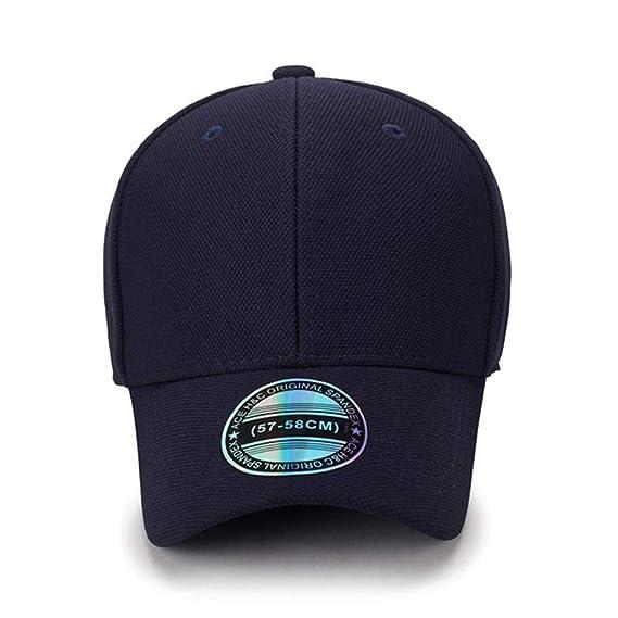 Baseball Cap Men Snapback Hats Caps Men Flexfit Fitted Closed Full Cap Women Gorras Bone Male Trucker Hat Casquette (Black, Adjustable) at Amazon Mens ...