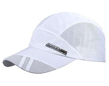 les plus récents 100% qualité garantie acheter Casquette de Baseball Golf Fashion Visière Longue Pare Soleil Snapback  Chapeau de Soleil Homme Femme
