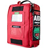First Aid Kit Adventure Aid - Innovative & Safety Tool - Fits for Outdoor & Home