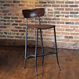 Cheap William Sheppee USA Rocket Bar Stool