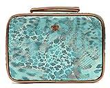 PurseN Prima Elite Jewelry Case (Metallic Turquoise)
