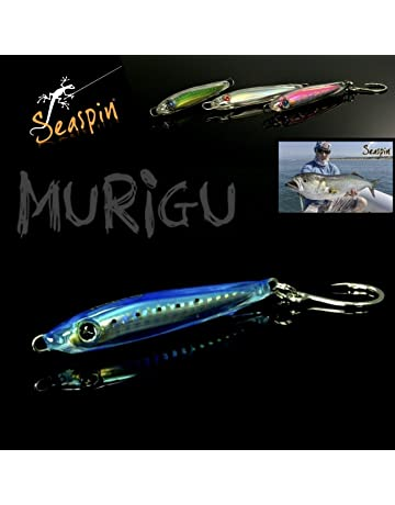 ARTIFICIALE SEASPIN MURIGU 25S 75mm 25g WCR AGU ACC PER MANGIANZE SET TRE COLORI