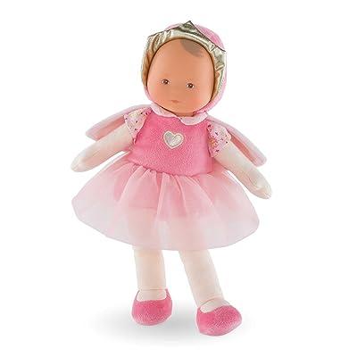 Corolle mon doudou Princess Pink Cotton Flower: Toys & Games