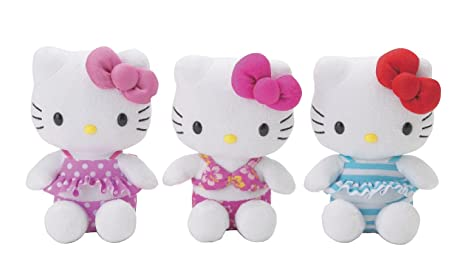 Hello Kitty Plush Toys : Hello kitty hello kitty doll hello kt cat plush toys for