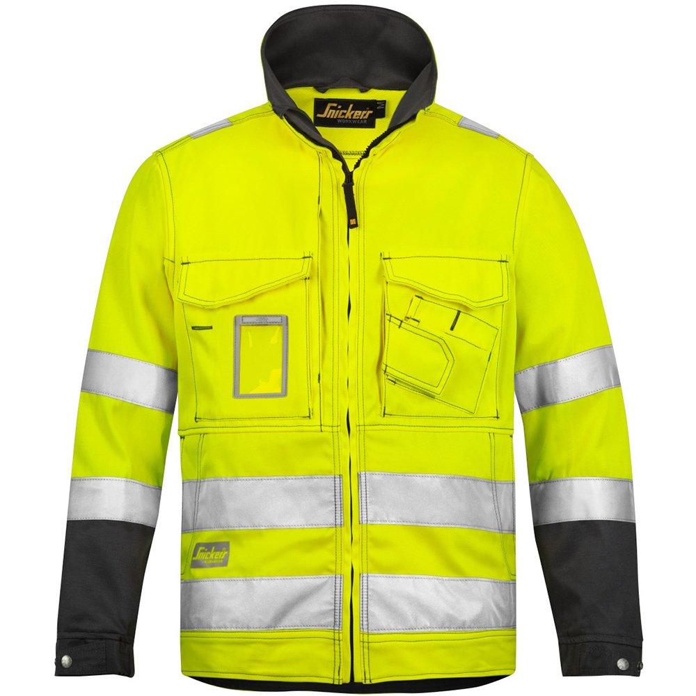 Snickers Warnschutzjacke Klasse 3, 1 Stück, XS, gelb / anthrazit, 16336674003