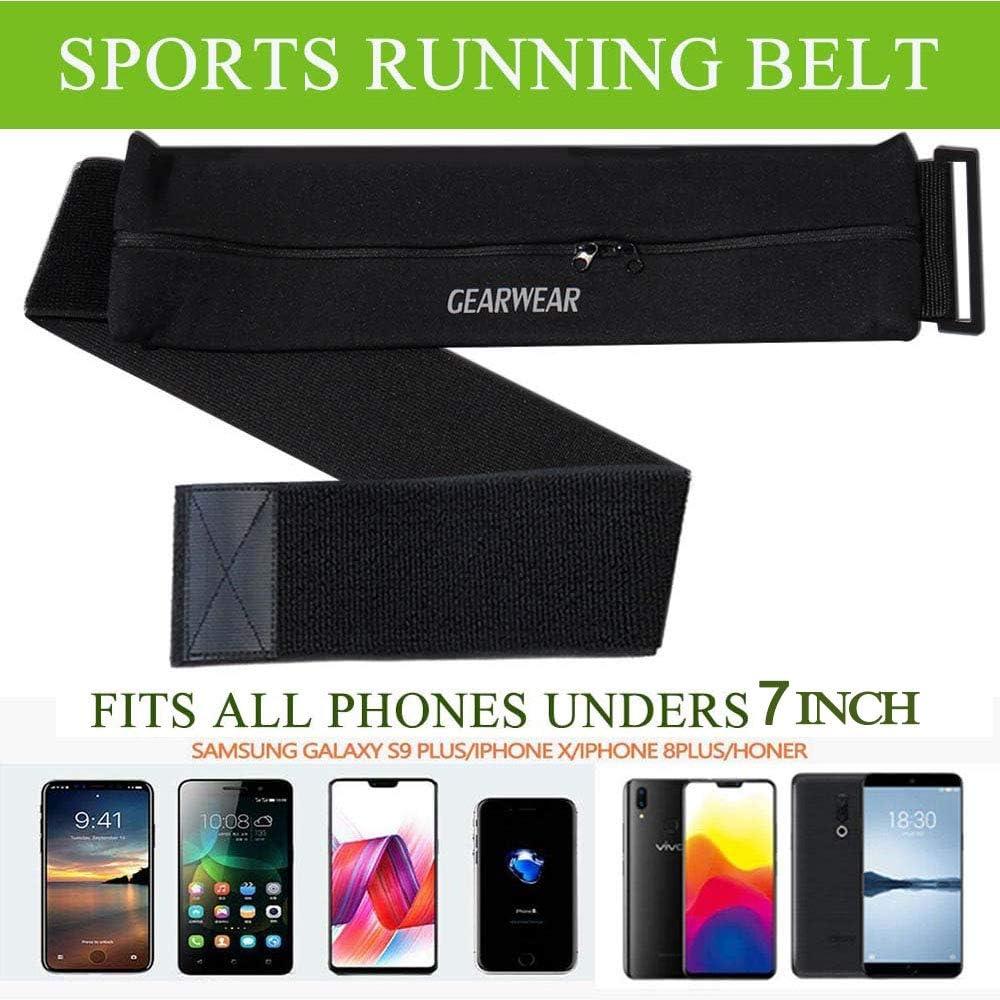 Gym Running exercise Waist Band Sports Belt Case Holder For Various Phones