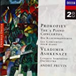 Prokofiev: The Piano Concertos 1-5